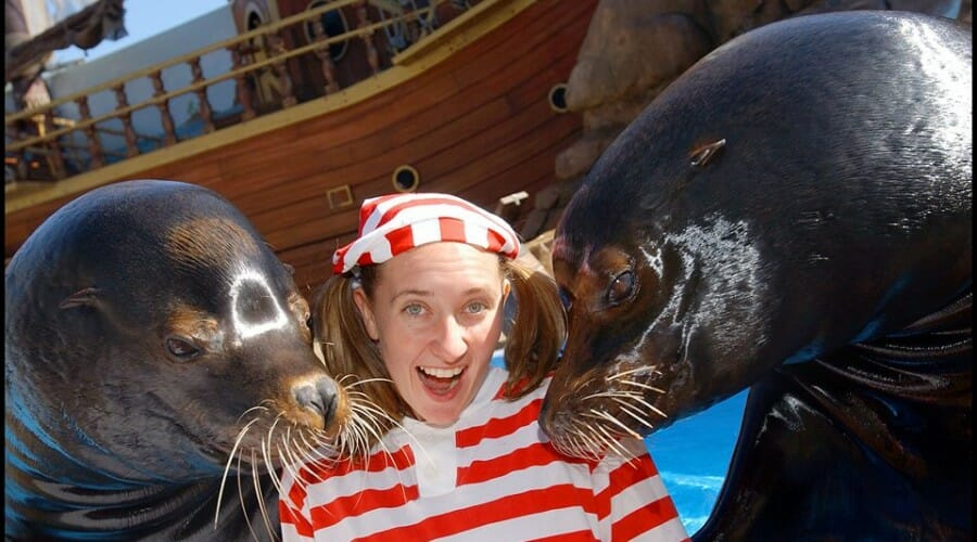SeaWorld closing Clyde and Seamore Take Pirate Island Show