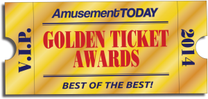 "Annual Golden Ticket Awards Shock The World With A New ""Best Amusement Park"""