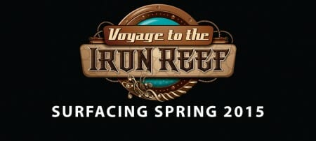 Knotts Berry Farm Adding New Dark Ride in 2015: Voyage To The Iron Reef