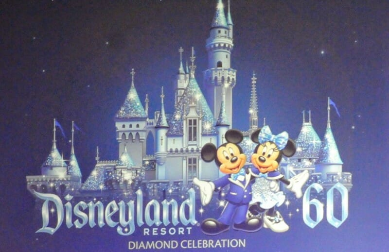 Disneyland 60th Anniversary Celebration Revealed
