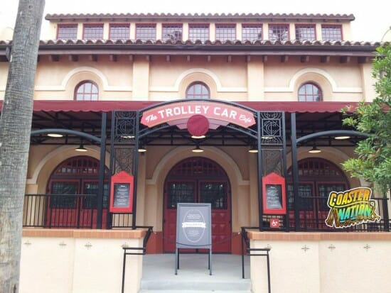 Disney Soft Opens The Trolley Car Cafe At Disney's Hollywood Studios FL