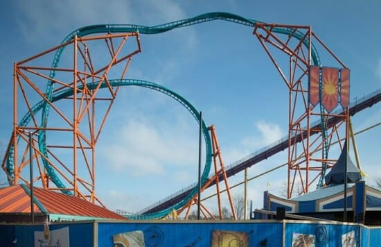 Busch Gardens Williamsburg Celebrates 40 Years with A New Coaster and Much More!