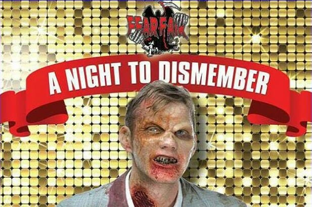 Fear Fair Haunted House To Host Zombie Prom April 11, 2015