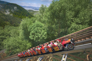 World's Fastest Roller Coaster Coming To Dollywood!