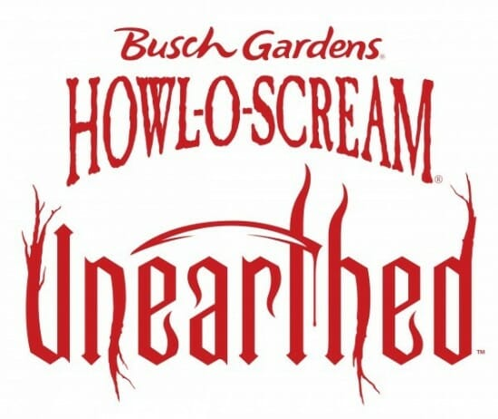 Busch Gardens Williamsburg Reveals Unearthed Will Debut at Howl-O-Scream