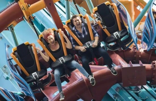 Thrill Factor: Travel Channel To Air New Show About Thrill Rides