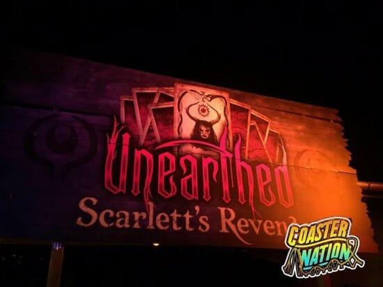 Inside Busch Gardens Tampa's Howl-O-Scream
