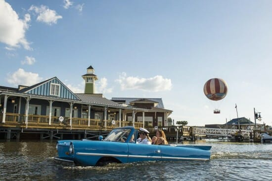 The Boathouse at Disney Springs Offers Unique Dining Experiences