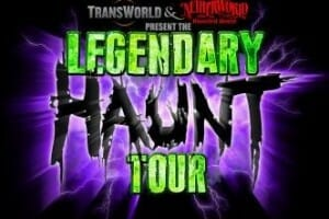 TransWorld Reveals Location For 2017 Legendary Haunt Tour