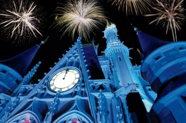 New Year's Eve Entertainment at Walt Disney World Parks