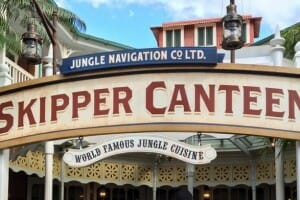 A Visit to Disney's New Jungle Cruise Themed Restaurant: Skipper Canteen