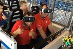 Six Flags Over Texas Debuts New Virtual Reality Coaster