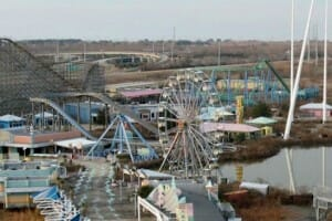 Abandoned Six Flags New Orleans Might Be Sold or Auctioned