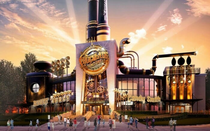 Toothsome Chocolate Factory Coming To Universal CityWalk In 2016