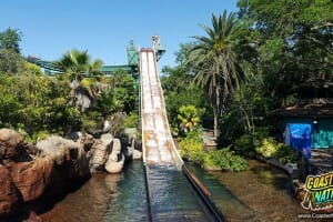 Tanganyika Tidal Wave Water Ride at Busch Gardens Officially Closed