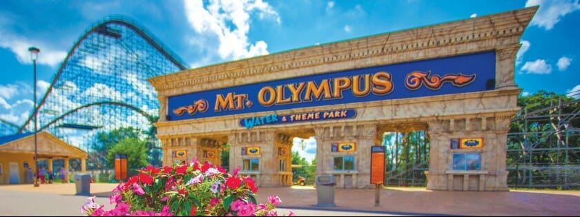 NEW Waterpark Expansion Splashing Into Mt. Olympus For 2016