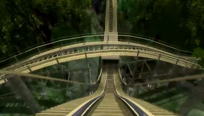 Busch Gardens Williamsburg Debuts New Wooden Coaster POV Video