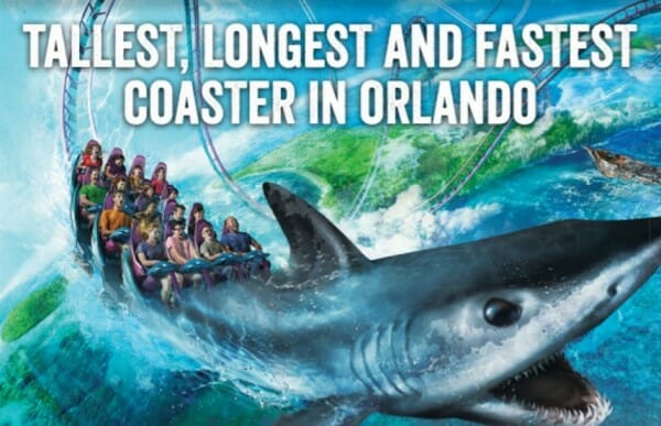 SeaWorld Releases Opening Date For MAKO; Their New Roller Coaster!