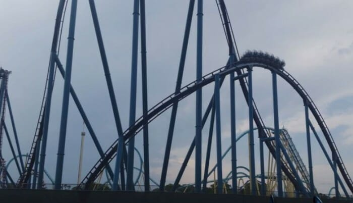 MAKO Completes its First Test Run at SeaWorld Orlando