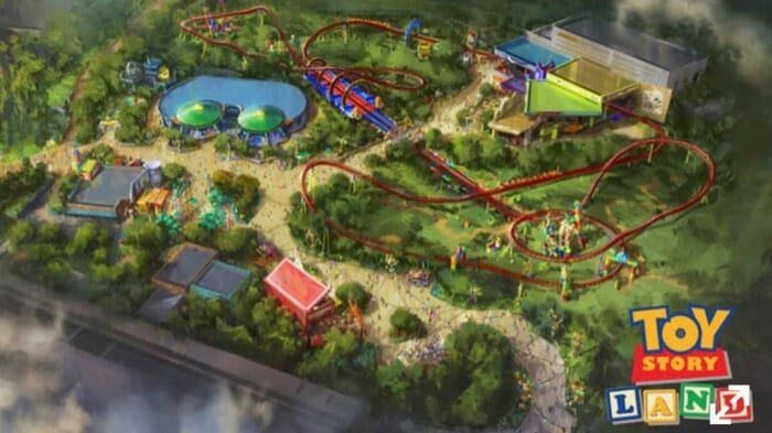 A Closer Look at Disney's Next Roller Coaster