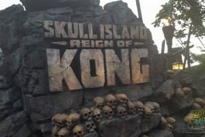 Skull Island: Reign of Kong | Sneak Peek Tour at Universal Studios Orlando