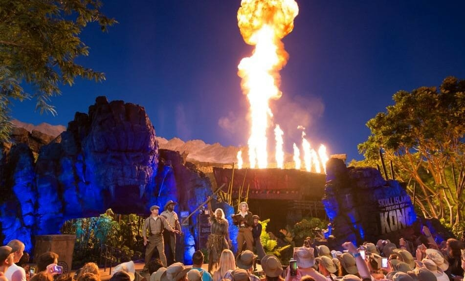 Skull Island: Reign of Kong is Now Open at Universal Orlando Resort