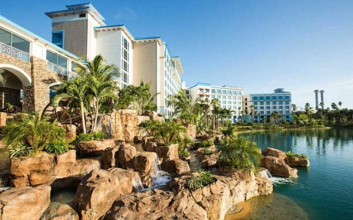 All New Loews Sapphire Falls Resort Opens At Universal Orlando