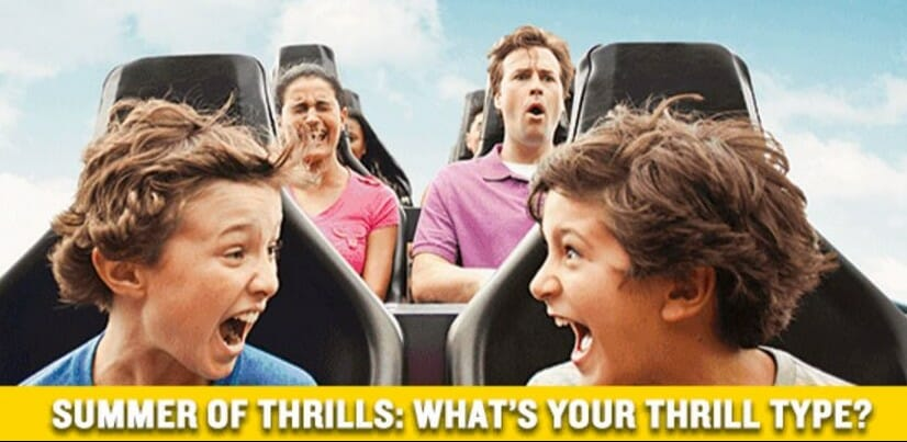 Are you a Screamer or a Big Gripper? Busch Gardens Williamsburg Wants To Know!