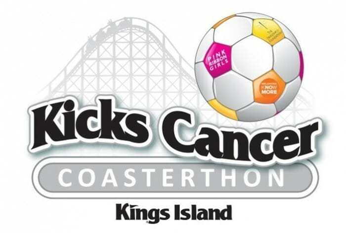 Kings Island To Host Kicks Cancer Coasterthon