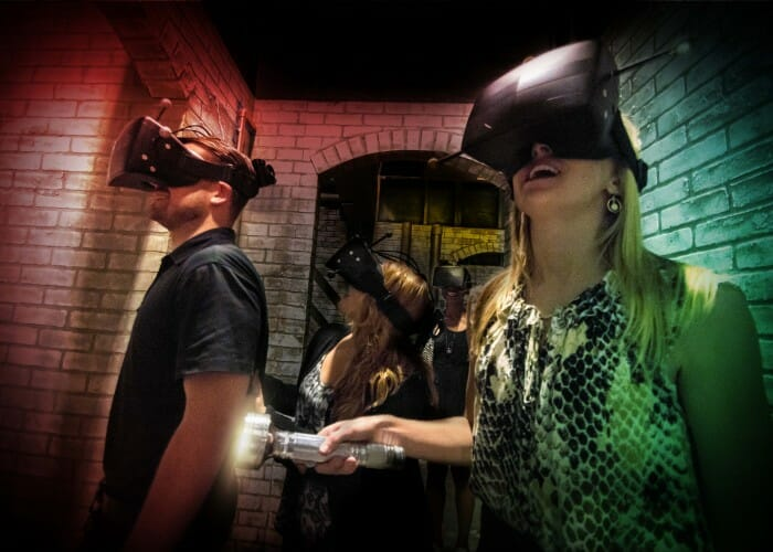 Universal Debuts Immersive VR Haunted House At Halloween Horror Nights