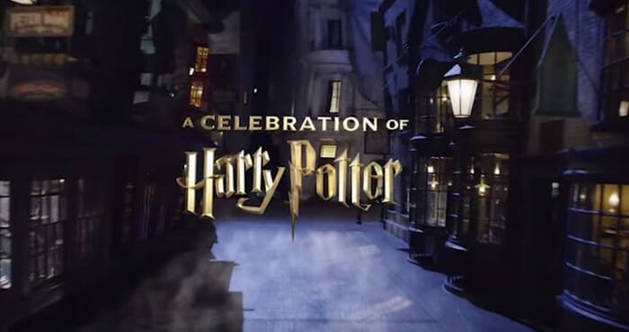 Harry Potter Fans Come Together For A Celebration Of Harry Potter