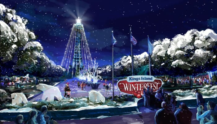 WinterFest Returns to Kings Island!