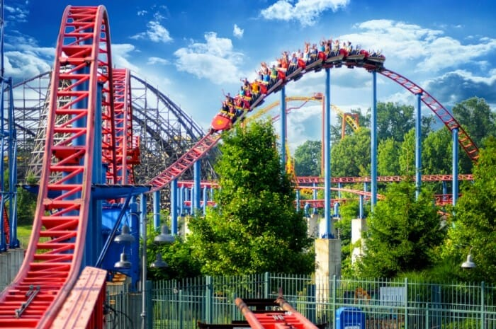 Six Flags Set To Close 15 Rides