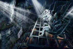 The San Francisco Dungeon Opening New Alcatraz Drop Ride
