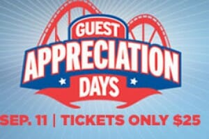 Dorney Park Hosts Guest Appreciation Day