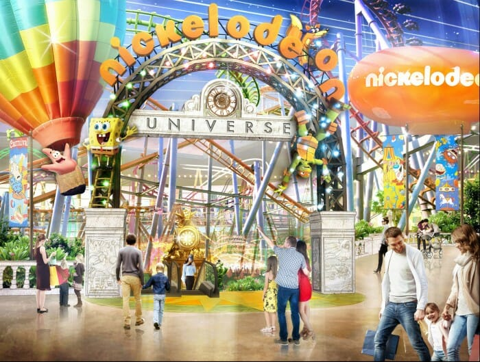 Largest Indoor Theme Park in North America Coming To Meadowlands NJ