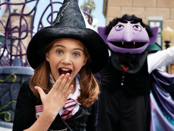 Sesame Street Halloween Event Kicks Off At Busch Gardens Tampa