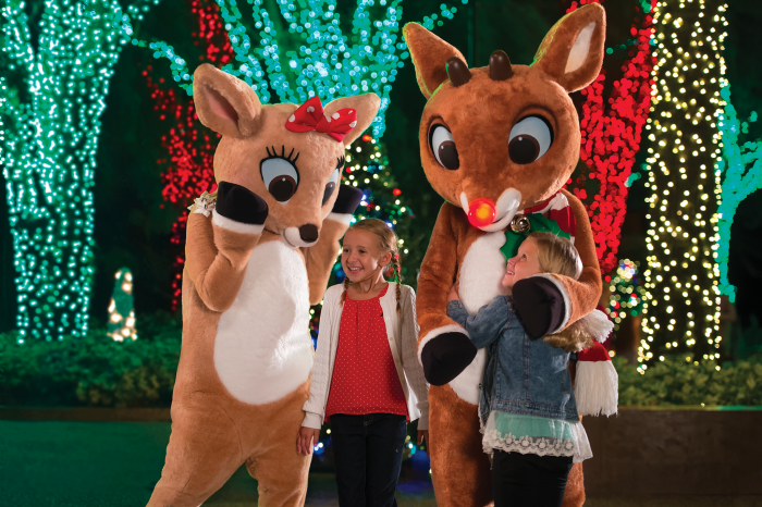 Christmas Town Returns to Busch Gardens Tampa in November