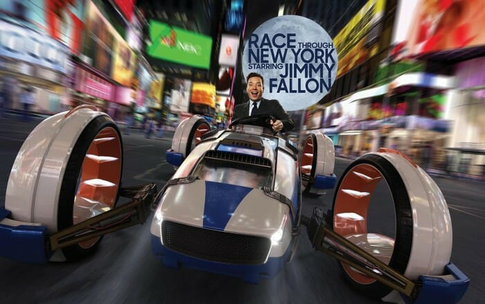 Universal Reveals Details About New Jimmy Fallon Ride