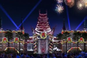 New Nighttime Holiday Spectacular Coming To Disney's Hollywood Studios