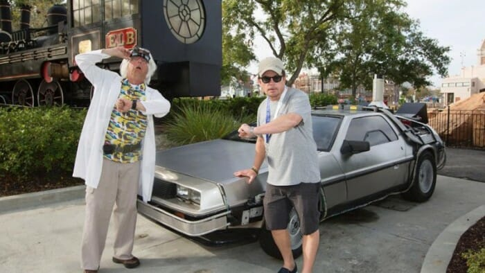 Michael J. Fox Goes Back to the Future… Again!