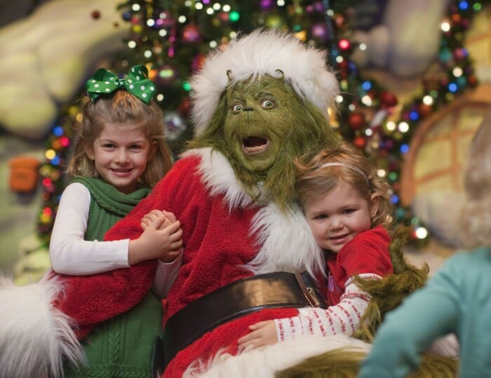 Universal Orlando Kicks Off Holidays Celebration Saturday December 3rd