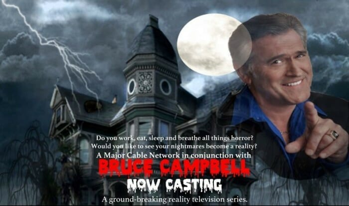 Now Casting Horror Fanatics To Star In A New Reality TV Series