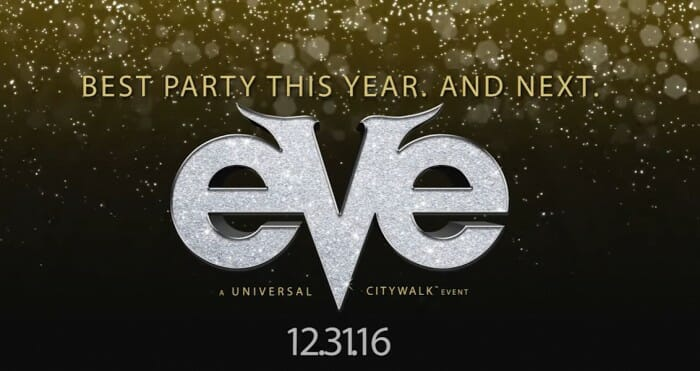 Celebrate New Year's Eve At Universal CityWalk's EVE Event – Orlando's Largest Outdoor Dance Floor