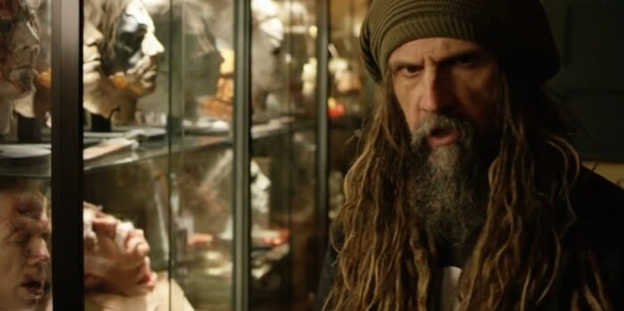 Rob Zombie Gives a Tour of His Basement Filled with Horror Memorabilia