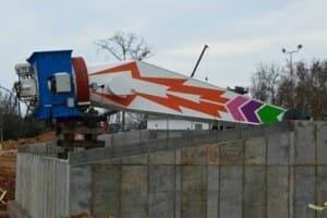 Carowinds Lays Foundation For Electro-Spin At County Fair