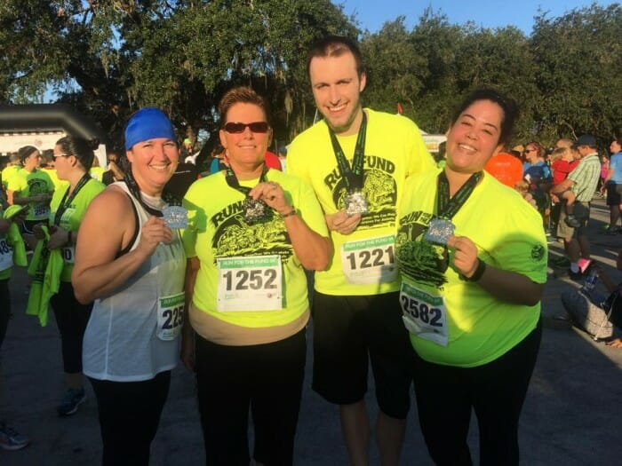 2017 Run for the Fund 5K at Busch Gardens Tampa Bay Photos and Results