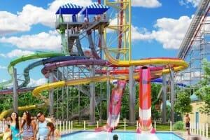 Cedar Point Shores Goes Vertical!