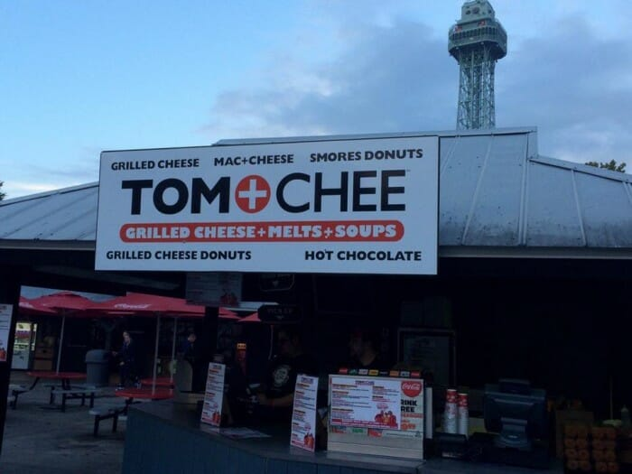 Tom+Chee Finds A Permanent Home At Kings Island