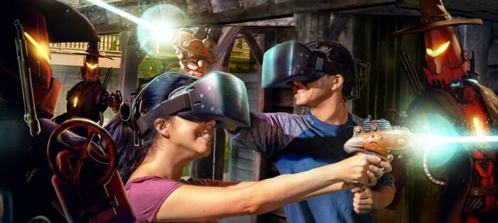Knott's Berry Farm Opening New Multiplayer VR Experience